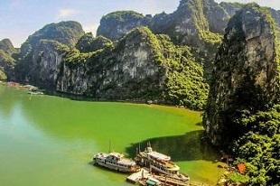 Le delta du Mékong durant notre séjour au Vietnam