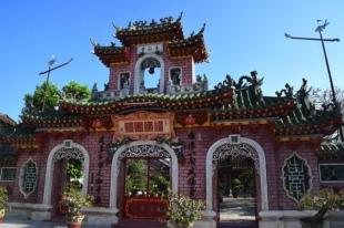 temple de la literature au Vietnam à Hanoi